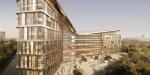 Конкурс на проектирование штаб-квартиры Яндекса рядом с Дворцом пионеров на Ленинских горах выиграли PLP Architecture