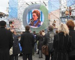 "Шествие на месте. ""Марш за сохранение Петербурга"" стал митингом"