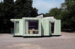 Мастерская Paolo Bodega Architettura представила «антивирусное» модульное жилье с функциями «умного дома»