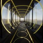 В Милане разработали дизайн трамвая для соблюдения социальной дистанции