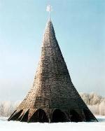 Ирина Кулик. Облако, озеро, башня. Николай Полисский