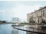 Площадь устанции метро «Кутузовская»: второе рождение