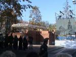Патриарх Алексий II освятил часовню в Кронштадте
