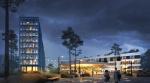 T+T architects представили масштабный проект застройки казанского Иннополиса