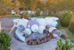 Австралийский архитектор Грэм Бирчал выставил на продажу свою «дипломную работу» – дом-пузырь 1993 года постройки. Его стоимость – около 83 млн рублей