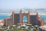 Открытие курортного комплекса Atlantis - the Palm