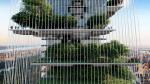 Небоскреб как экосистема: бумажный проект от итальянских архитекторов Lissoni & Partners