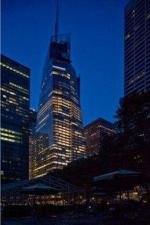 """""""Платиновый"""" небоскрёб в Нью-Йорке"""
