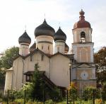 Новгород. Церковь Федора Стратилата на Щиркове улице.