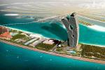 В Дубае решили построить небоскреб-прищепку