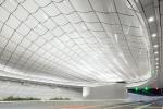На острове Хайнань завершено строительство тоннельных порталов-«ракушек», спроектированных мастерской Penda China