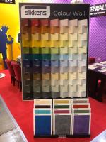 Декоративные покрытия Sikkens на выставке MosBuild 2021