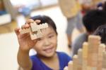 В Японии создали экологичный аналог LEGO из дерева