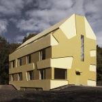 Учебное заведение на границе Гамбурга и леса