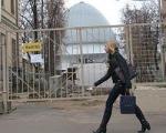 Звездное небо закрыто на реконструкцию. Из-за конфликта вокруг Московского планетария его открытие может отодвинуться на неопределенный срок