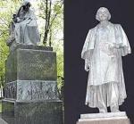 Какой Гоголь уместнее на Гоголевском?