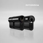 dormakaba: Цилиндровые механизмы из Австрии в чёрном цвете