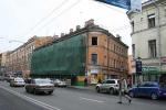 Непрестижный дом Рогова. Здание начала XIX века удалось спасти от сноса, но не удалось — от инвестора