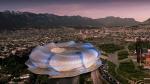 Представление стадиона Монтеррей, Мексика
