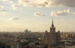 Москва разовьется пополам