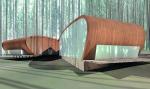 Рекреационная архитектура – расширение типологии. Проект Культурно-оздоровительного комплекса под Казанью