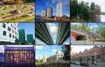 Самые влиятельные здания и сооружения Москвы и области 1998—2008