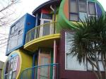 В доме обратимой судьбы: архитектура, которая заставляет жить