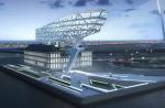 Проект Захи Хадид для порта в Антверпене