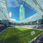 «Гипар», или тайные печати открытого конверта. Проект нового футбольного стадиона ЦСКА