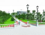По итогам конкурса на лучший проект благоустройства и озеленения бульвара Орджоникидзе
