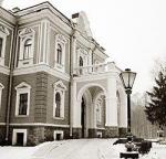 «Белый замок» на режимной территории