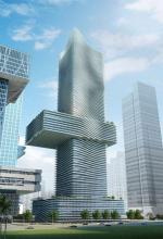 Архитектурный конкурс в Шэньчжэне