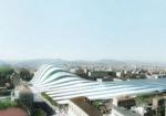 Вокзальный комплекс от Ingenhoven Architects