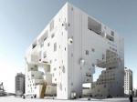 Центр исполнительских искусств (TPAC) от NL architects