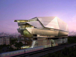 Сингапурский общественный и культурный центр от Aedas