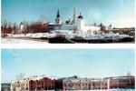Исторические города Московской области: опыт курсового проектирования реконструкции