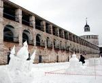 Жемчужина Севера. Ею по праву считается Кирилло-Белозерский монастырь