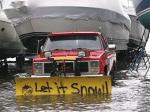 Подводные парковки утонули