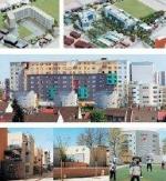Квартал С. Альенде в Сен-Дени как пример образцовой резиденциализации