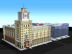 Реконструкция гостиницы «Пекин» займет два - три года