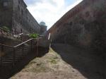 Стена обвалилась из-за грунтовых вод. Однако слухи о разрушении Выборгского замка сильно преувеличены