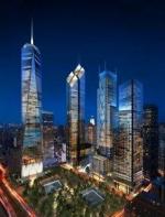 Прогноз: офисные небоскребы на месте Башен-близнецов в Нью-Йорке достроят лишь к 2036 году