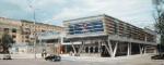 Дом-мираж. Торговая галерея «Аэропорт» на Ленинградском проспекте в Москве