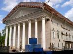 Театр начинается с подвала. После реставрации летний Каменноостровский театр станет зимним и отчасти подземным