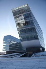 """Штаб-квартира - не обязательно небоскреб. Офисный комплекс """"Аэрофлот - Российские авиалинии"""" на Международном шоссе"""