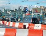 Максим Горький не скоро вернется на площадь. На «большую Ленинградку» не хватает денег