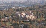 В Коломенском растет уникальный дворец