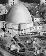 Столица стала единственным владельцем планетария