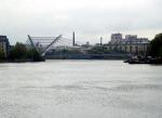 Лазаревский мост накинулся на Крестовский остров