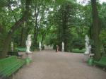 Вместо сада – суд. Цены на некоторые работы по реконструкции Летнего сада завышены, по мнению специалистов, в 30–40 раз